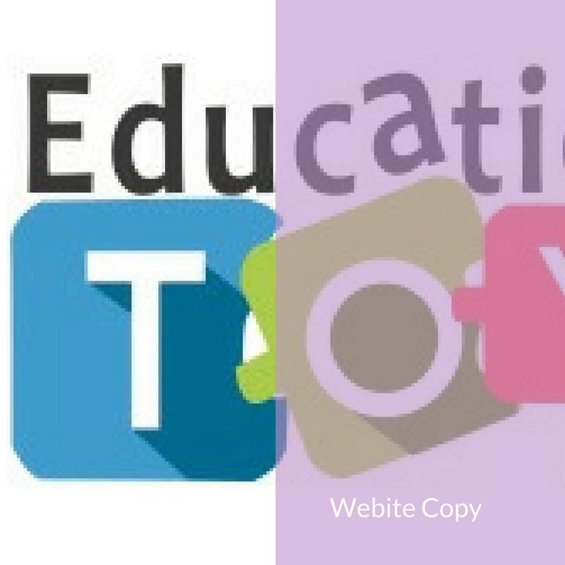 Website copy & brand story
